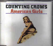 Counting Crows-American Girls Promo cd single
