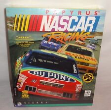 NASCAR Racing Papyrus (PC, 1996) NEW Sealed in BOX