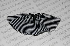 NEW Monster High Dance Class Rochelle Doll STRIPED TUTU SKIRT Replacement Loose