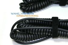 Replacement Coiled  DJ Cable Wire For Sennheiser Momentum Over On Ear Headphone