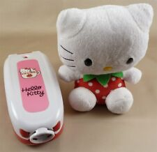 Hello Kitty multi projecteur et crayons avec Hello Kitty ty plush