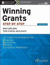 Winning Grants Step by Step, The Alliance for Nonprofit Management, O'Neal-McElr