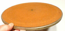 VICTOR GRANADA 2973  TALKING MACHINE part :  TURNTABLE --- 11 & 3/4""
