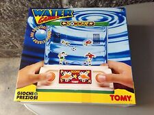 Vintage#90S Tomy Water Game Console# Soccer Futbol Football Handheld#Nib