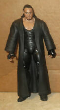 The Undertaker WWE Mattel Elite Wrestling Figure WWF Wrestler + Coat