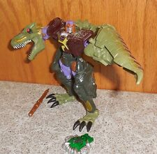 Transformers Cybertron MEGATRON Complete Deluxe Hasbro T-Rex Beast Wars Repaint