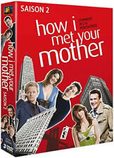 5083 // HOW I MET YOUR MOTHER SAISON 2 COFFRET 3 DVD NEUF SOUS BLISTER