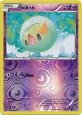 Solosis 50/101 B&W Noble Victories REVERSE HOLO MINT! Pokemon