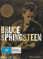BRUCE SPRINGSTEEN Storytellers DVD All Zone 2005 - Promo Digipak