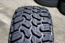 4 NEW 31 10.50 15 Tires Powertrac Mud Terrain MT M/T Off Road LRC 31X10.50R15