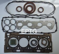 206 307 308 1007 PARTNER 1.6 16V TU5JP4 FULL ENGINE GASKET SET HEAD & BOTTOM END