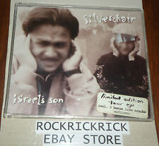 SILVERCHAIR - ISRAEL'S SON LIMITED EDITION TOUR CD EP- 4 TRACKS
