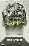 Reasons to be Happy: A Play - LikeNew - LaBute, Neil - Paperback