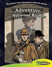 The Adventure of the Norwood Builder (The Graphic Novel Adventures of-ExLibrary