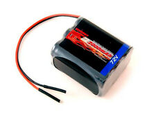 Tenergy 7.2V 2000mAh Square NiMH Battery Pack (Bare Leads)