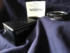 Voigtlander VM Adapter for Leica M Lenses to Sony E Camera Mount