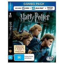 Harry Potter and The DEATHLY HALLOWS Part 1 : NEW Blu-Ray / DVD