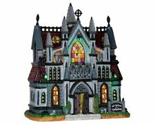 Lemax Spooky Town - All Hallows Cathedral - #65072 New in Box - Halloween