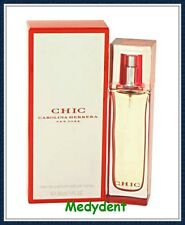 CHIC BY CAROLINA HERRERA EAU DE PARFUM 1 OZ / 30 ML SPRAY FOR WOMEN NEW IN BOX