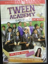 Tagalog/Filipino DVD: Tween Academy The Movie English Subbed