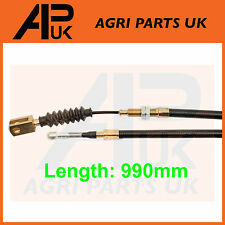 NEW Case International Tractor PTO Clutch Cable 955,956,1055,1056 Length 990mm
