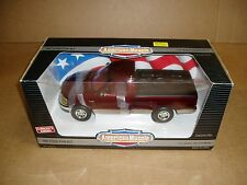 1/18th scale 1997 Ford F150 pickup truck Ertl American Muscle box