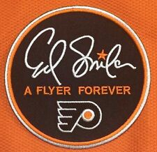 ED SNIDER 'A FLYER FOREVER' 16-17 Philadelphia Flyers Iron On Jersey Patch 50th