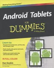 Android Tablets For Dummies-ExLibrary