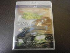 GREEN HORNET in 3D - FILM IN BLU-RAY 3D - NUOVO DA NEGOZIO - SPEDIZIONE € 4,90