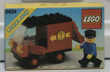 LEGO Classic Town CARGO  6624 Delivery Van  New Sealed - 1983' LEGOLAND