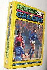 ALMANACCO DEL CALCIO PANINI 1988  '88  ottimo