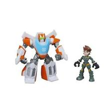 Playskool Heroes Transformers Rescue Bots Blades The Flight-Bot & Dani Burns Pk
