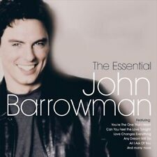 NEW The Essential by John Barrowman CD (CD) Free P&H