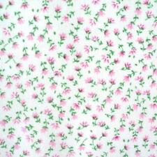 Teeny Tiny-rose floral-coton tissu poly seulement fab, nous aimons ce