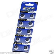 20 AG13 LR44 SR44 L1154 357 A76 Alkaline batteries button cells watch camera
