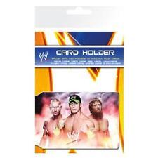 WWE Travel Card Holder Wallet Wrestling