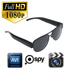 1080P HD Glasses Spy Hidden Camera DV DVR Eyewear Cam Security Video Recorder