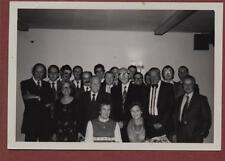 Radio Rentals staff  vintage  photograph qa.271