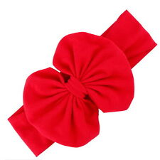 1 Pcs Big Bow Headband For Baby and Kids Christmas Hairbands for Baby LD