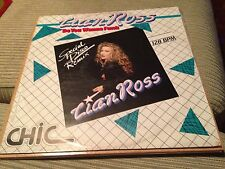 "LIAN ROSS - DO YOU WANNA FUNK - 12"" MAXI  CHIC - 87 DISCO"
