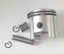 66 / 80cc bike engine motor parts - needle bearing piston rings, wrist pin, clip
