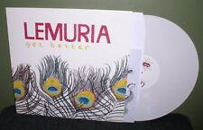 "Lemuria ""Get Better"" LP OOP The Ergs Kind of Like Spitting Cheap Girls White"