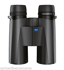 CARL ZEISS CONQUEST HD 8 X 42 BINOCULARS fully multi coated, waterproof