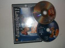 Walt Disney's: Lady and the Tramp (Blu-ray/DVD, 2-Disc Set, Diamond Edition)