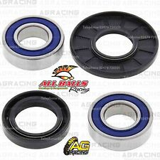 All Balls Front Wheel Bearings & Seals Kit For Honda CR 500R 1986 Motocross