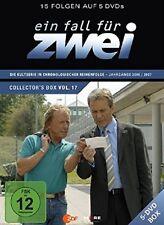 EIN FALL FÜR ZWEI - EIN FALL FÜR ZWEI COLLECTOR'S BOX 17 (F.240-254) 5 DVD NEU