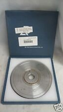 Asahi Diamond Wheel SD800-11V-0.15R, 4 Groove Grind Wheel