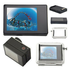 LCD BacPac for GoPro Hero 3+ Black Silver Camcorder Camera ST-115 Display Screen