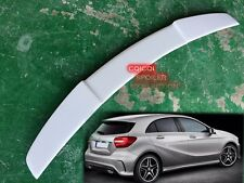 Unpainted MERCEDES BENZ 13-16 W176 A class hatchback DTO roof spoiler ◎