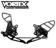 VORTEX Rearsets - GSXR 600 750 1000 Rear Sets GSX-R K1 K2 K3 K4 K5 Pegs RS503K